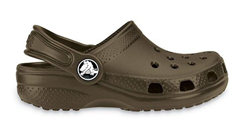 Crocs Classic Unisex Kids / Adult Clog Chocolate Brown QDIgIYjF0u