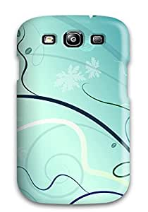New Arrival Turquoise Abstract Epoin3619KYIML Case Cover/ S3 Galaxy Case