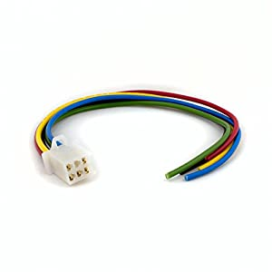 pin cdi wiring harness connector wire loom motorcycle quad pit 5 pin cdi wiring harness connector 5 wire loom motorcycle quad pit dirt bike atv
