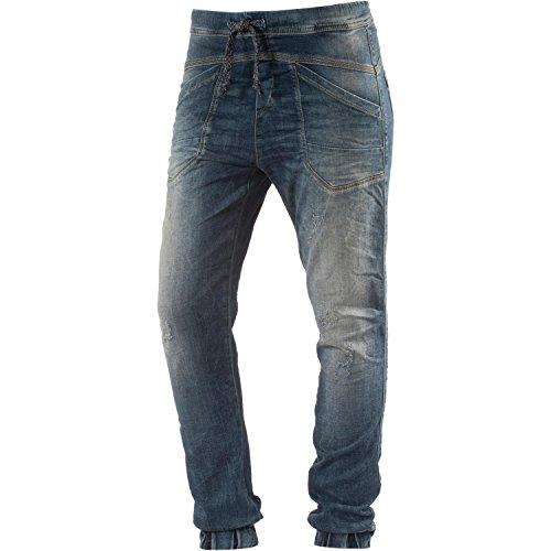 LTB Mujer Sudadera Jeans azul