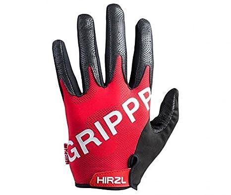 Guantes de ciclismo unisex dedos largos HIRZL Grippp tour 2.0: Amazon.es: Deportes y aire libre
