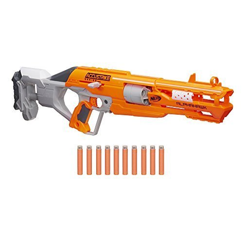Nerf N Strike Elite Accustrike Series Alphahawk Blaster Nafu N Strike Elite Accu Strike Series Alpha Hawaii Blaster  Parallel Import Goods