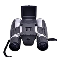 "KINGEAR FS608 720P Digital Camera Binoculars Camera with 2"" LCD Screen from KINGEAR"