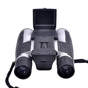"KINGEAR FS608 720P Digital Camera Binoculars Camera with 2"" LCD Screen from KINGEAR"