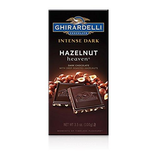 Ghirardelli Hazelnut Haven Dark Bar