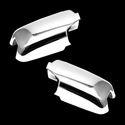 MaxMate Fit 2009-2016 Honda Pilot Chrome Full Mirror Cover for with Turning Signal