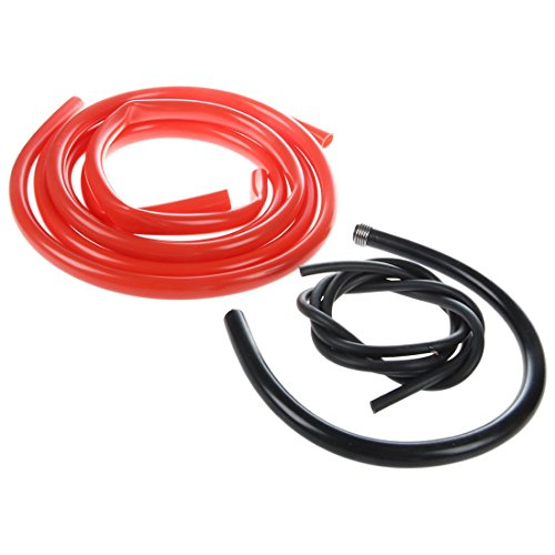 Toogoo Car Water Oil Fuel Change Transfer Gas Liquid Pipe Siphon Tool Air Pump Kit by Toogoo (Image #4)
