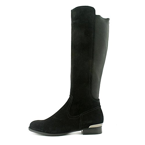 Alfani Dames Cabbie Dress Boots Zwart