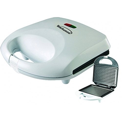 Brentwood TS-245 Non-Stick Panini Maker by Brentwood Applian