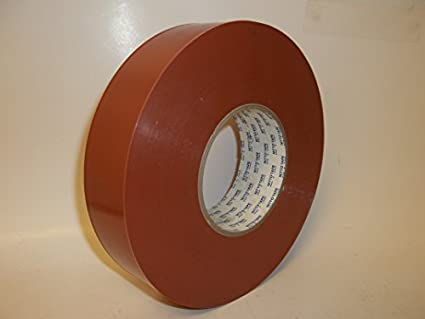 Nitto 21JTV Brown Waterproof Wire Harness Wrapping Tape, 40mm X 100m on