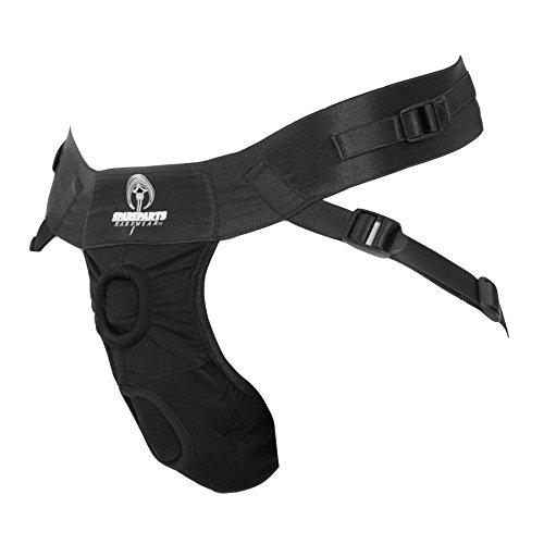 SpareParts Deuce Male (double strap) Harness