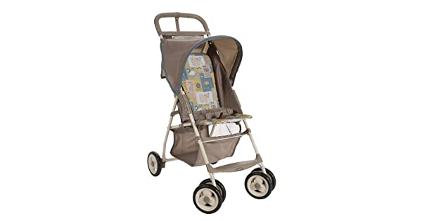 Amazon.com: Cosco Deluxe Comfort – Ride ligero carriola ...