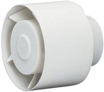 Helios Rohrventilator REW 150//2 Kleinraumventilator 4010184004400