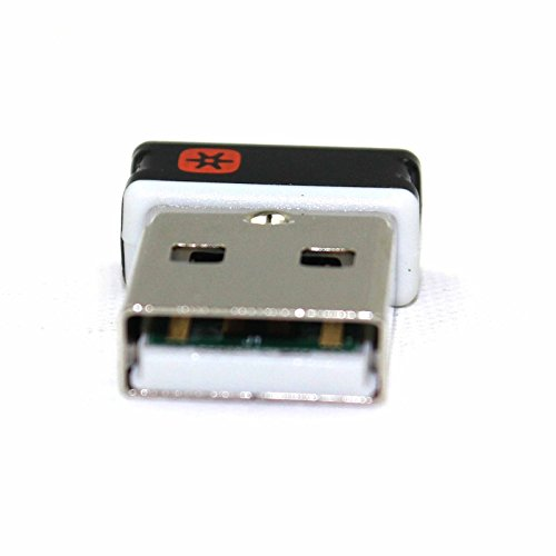 good Simply Silver - Genuine Logitech Unifying receiver For M325