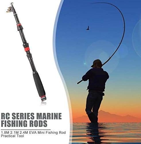 BYWWANG 1耐久性のある釣り竿耐摩耗性と耐久性のある屋外釣りアクセサリー海釣りロッド