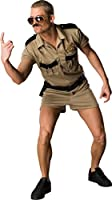 Lt Dangle Costume Reno 911 Costume Police Costume 888752