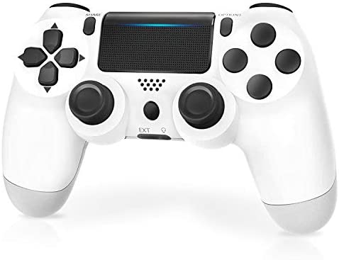 Wireless Controller for Playstation 4, JORREP Wireless Game Controller Compatible with PS4/Pro/Slim Console