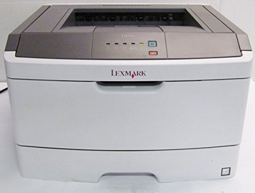 E260DN Network-Ready Monochrome Laser Printer w/Duplexing by LEXMARK (Catalog Category: Computer/Supplies & Data Storage / Printers)