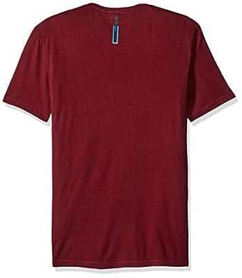 Calvin Klein Jeans Men's Short Sleeve Pixel Puff Ck Logo Crew Neck T-Shirt