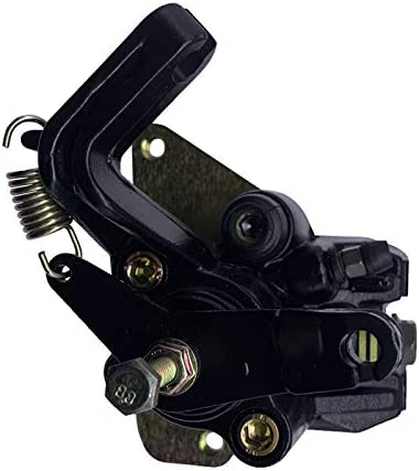 Zsoog Rear Brake Caliper Assembly For Arctic Cat 400 DVX 2004-2008 With Pads