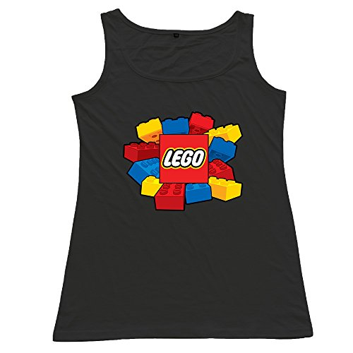 Lego Colorful Toy POY-SAIN Women's Adults Undershirt Tank...