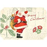 Letters to Santa Paper Placemats 50 Per Pack