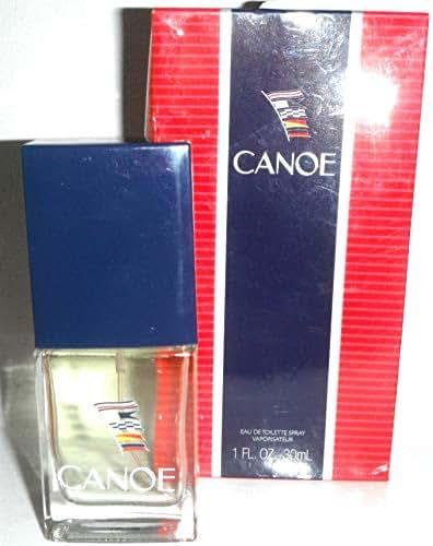 Canoe by Dana for Men 1 oz Eau de Toilette Spray