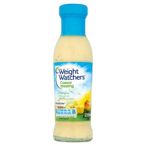 Weight watchers caesar dressing 250ml food 4 less - Cuisine weight watchers ...