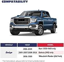 Dodge Lift Kits >> Leveling Lift Kit For Ram 1500 Ksp Front 2 Aircraft Billet Strut Spacers Leveling Lift Kit For Dodge Ram 1500 4wd 4x4 2006 2017