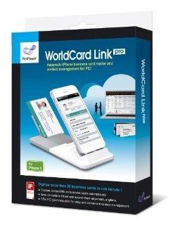 Penpower Inc. SWCLIPH5EN WorldCard Link Pro for iPhone 5