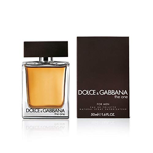 DG81076490 The One Edt Sp For Men, 1.7 Oz. (Packaging may vary) (Dolce And Gabbana The One For Men)