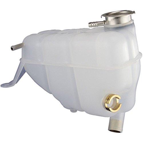 87 Coolant - Evan-Fischer EVA11872043948 New Direct Fit Coolant Reservoir Expansion Tank for E-Class 86-95 (124) Chassis Plastic