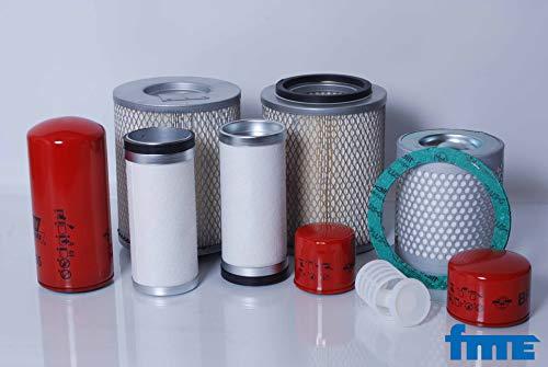 Filter set Compair C 50 G engine Cummins A2300 filter compressor from 2007 onwards.: