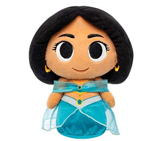 - Funko Supercute Plush: Aladdin - Jasmine Collectible Figure, Multicolor