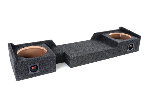 A372 10CP Sealed Carpeted Subwoofer Enclosure