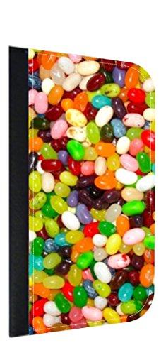 Jellybeans - Apple iPhone x / Apple iPhone 10 - Phone Case - Flip Wallet Style - Universal