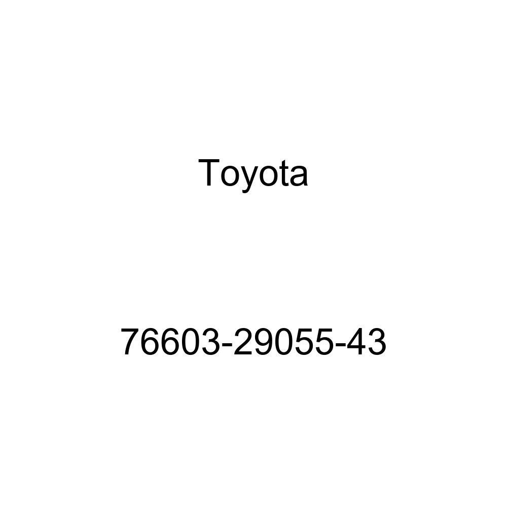 TOYOTA 76603-29055-43 Fender Mudguard Sub Assembly