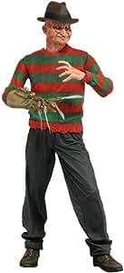 A Nightmare on Elm Street - Freddy Krueger Powerglove, figura de 18 cm (Neca NEC0NC39828)