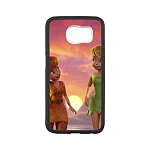 SamSung Galaxy S6 cell phone cases White Tinkerbell and the Legend of the Neverbeast fashion phone cases HRE4533811