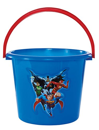 DC Comics Superheroes Sand or Trick-or-Treat Pail]()