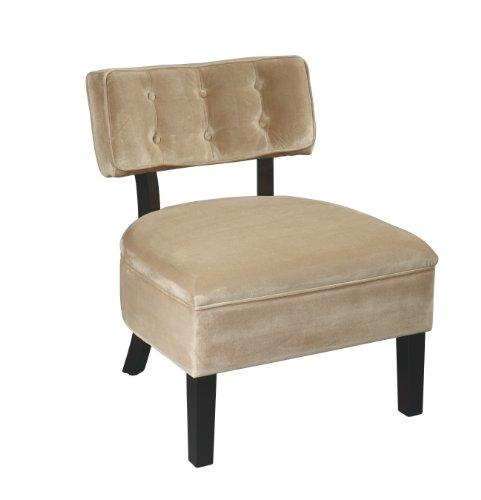 Espresso Club Chair - 9