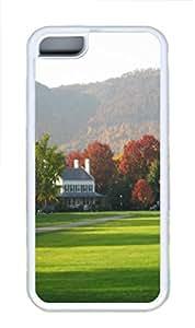 Morning Custom iPhone 5C Case Cover ¨C TPU ¨C White