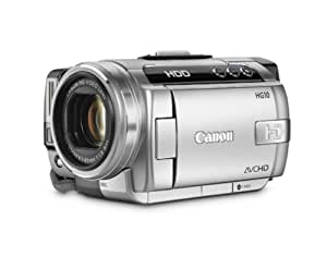 Canon HG10 AVCHD High Definition Camcorder with Optical Image Stabilizer (Discontinued by Manufacturer)