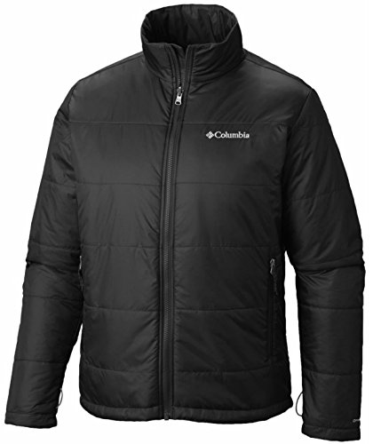 Columbia Men S Rural Mountain Ii Interchange Jacket Black