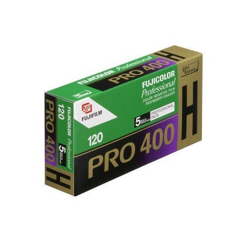 20 Rolls Fuji Pro 400H 120 Color Pro Negative Film ISO 400 by FUJIFILM