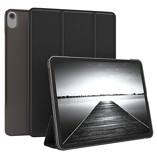 EAZY CASE Smartcase Tablet Hülle kompatibel mit Apple iPad Pro 11 Zoll (2018) mit Standfunktion, Schutzhülle mit Sleep…
