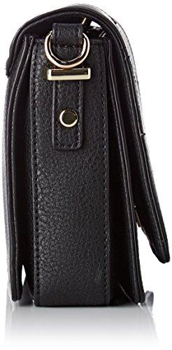 Versace Jeans Ee1Vqbbk7, Borsa a mano Donna, Nero, 6x15,5x24 cm (W x H x L)