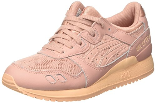 Asics Rose Rose Peach Gel Lyte Basses Baskets III Peach Rose r7vrw6q