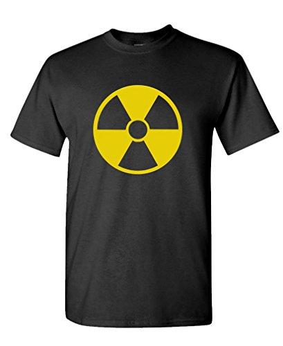 GOOZLER RADIOACTIVE Mens Cotton T Shirt