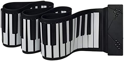 WANGLXST Regalo Piano de Teclado portátil de 88 Teclas ...